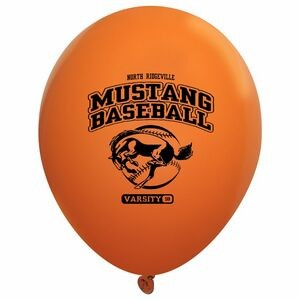 "11"" Standard Latex Balloon (Small Quantity)"