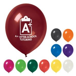 "24"" Crystal Tuf-Tex Balloon"