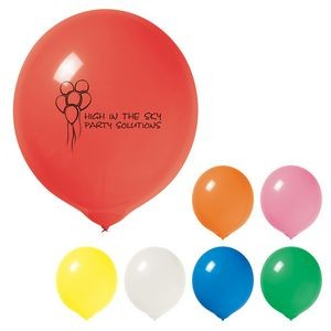 "36"" Standard Tuf-Tex Balloon"